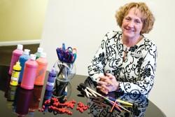 Marilyn Parlier Life Enrichment Coordinator