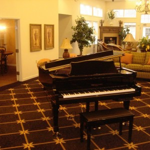 Assisted Living Lobby