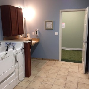 tecumseh senior living spa room